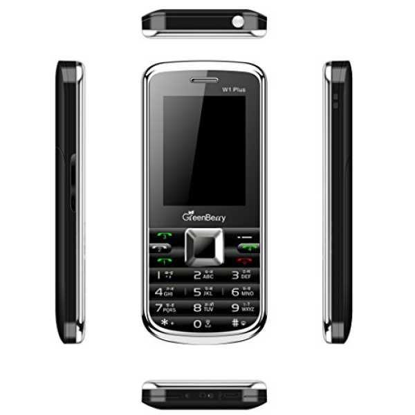 Greenberry W1 Plus - Gold   Black   White
