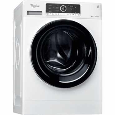 Whirlpool Supreme Care 8014 8Kg Fully Automatic Washing Machine - White