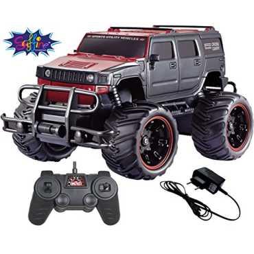 Saffire Off-Road 1 20 Hummer Monster Racing Car Black