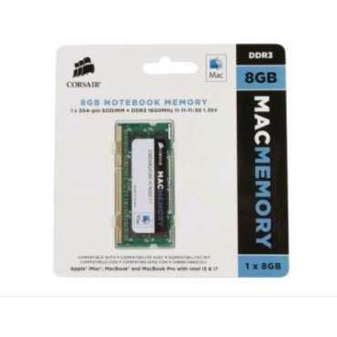 Corsair CMSA8GX3M1A1600C11 DDR3 8GB Mac RAM
