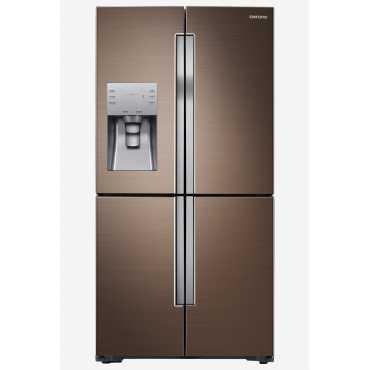 Samsung RF56K9040DP/TL 564L French Door Refrigerator (Refined Bronze) - Bronze