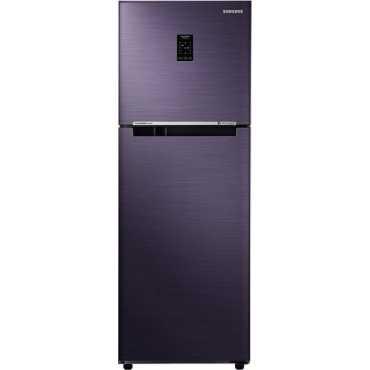 Samsung RT28K3722UT 253 Litres 2S Double Door Refrigerator - Blue