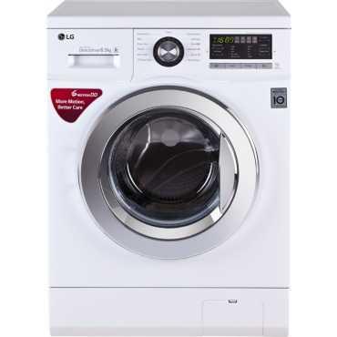 LG FH096WDL23 6.5 Kg Fully Automatic Washing Machine - Blue | White
