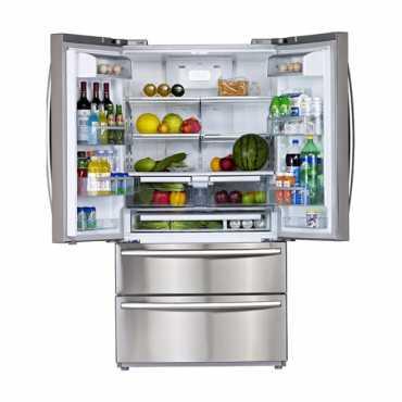 Whirlpool FDBM 635LSide By Side Refrigerator - Steel