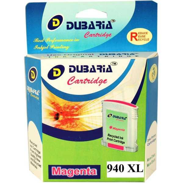 Dubaria 940xl C4908aa Magenta Ink Cartridge