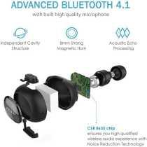 Zaap BOLT Bluetooth Mini Headset