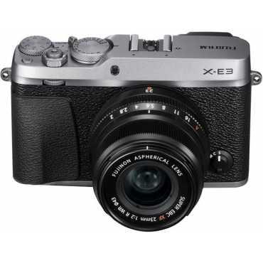 Fujifilm X-E3 Mirrorless Camera (With XF 23MM F2 R Lens) - Silver