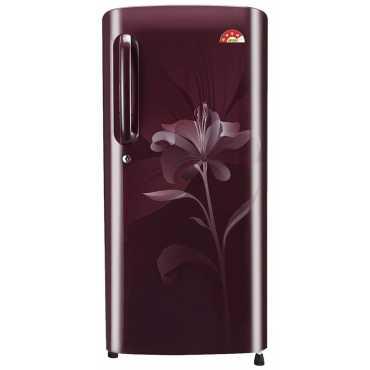 LG GL-B221ASLS 215 L 4 Star Direct Cool Single Door Refrigerator (Lily) - Grey