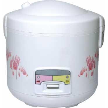 Glen GL 3061 2.8 Litre Rice Coker - White