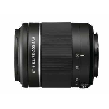 Sony DT 55-200 f 4-5 6 Lens