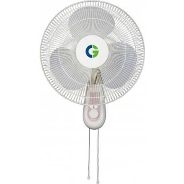 Crompton Greaves HiFlo LG 3 Blade (400mm) Wall Fan