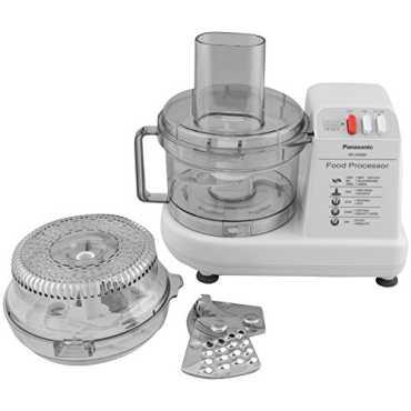 Panasonic MK-5086M 230W Food Processor - White