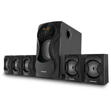 Philips SPA5162B 94 5 1 Channel Multimedia Speakers