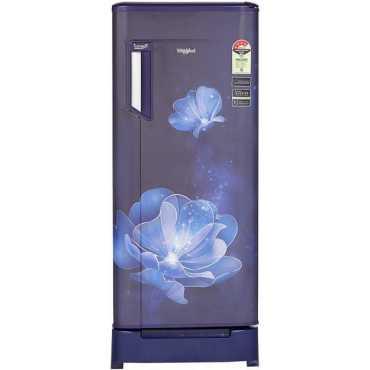 Whirlpool 230 IMFRESH Roy 215L 4 Star Direct Cool Single Door Refrigerator (Sapphire Radiance)