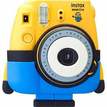 Fujifilm Instax Minion Mini 8 Instant Camera - Yellow
