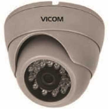 Vicom VES1016WHD 720P  Dome CCTV Camera - White