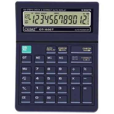 Orpat OT-1600T Calculator