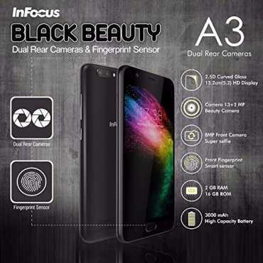 Infocus A3 - Black