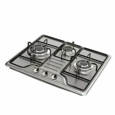 Faber MDR 603 MTX AI Gas Cooktop (3 Burner)