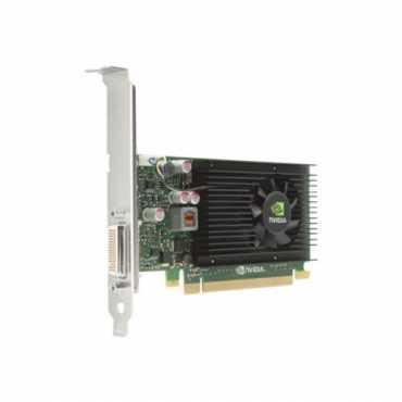 HP Nvidia Quadro NVS315 1GB DDR3 Graphic Card - Brown