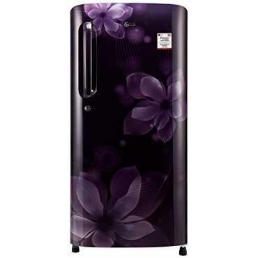 LG GL-B201APOX.APOZEBN 190L 4S Single Door Refrigerator  (Purple Orchid) - Purple