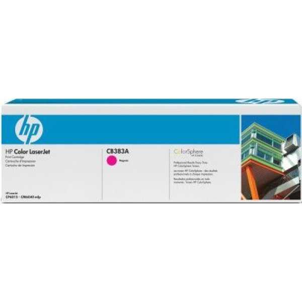 HP 824A Magenta LaserJet Toner Cartridge
