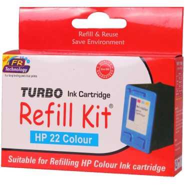 Turbo Black Ink Cartridge (for HP 22)
