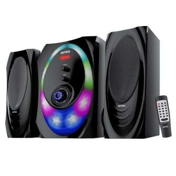 Intex XH-3000 SUFB 2.1 Multimedia Speaker