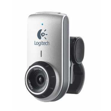 Logitech QuickCam Deluxe Webcam - Grey