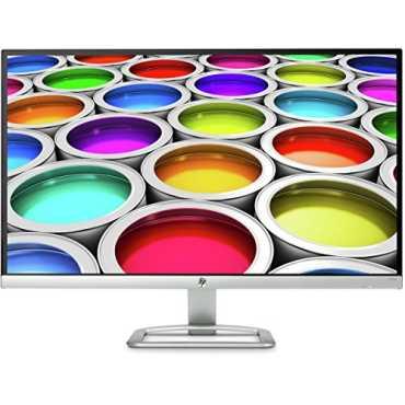 HP 27ea (X6W33AA) 27 Inch LED Monitor - Silver