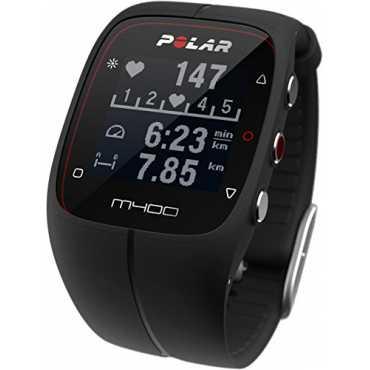 Polar M400 GPS Sports Watch - Red | Pink | Black | White