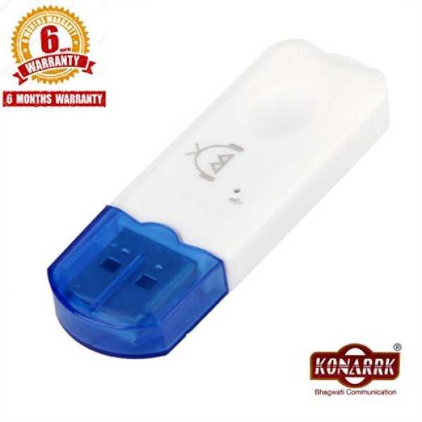 Konarrk K-USB-BT USB Wireless V4.0 Audio Music Receiver Adapter