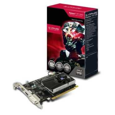 Sapphire Radeon R7 240 2GB DDR3 Graphics Card