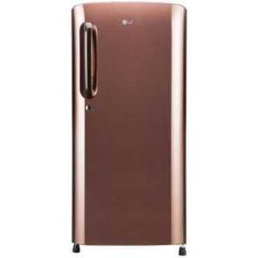 LG GL-B201AASC 190 L 3 Star Direct Cool Single Door Refrigerator