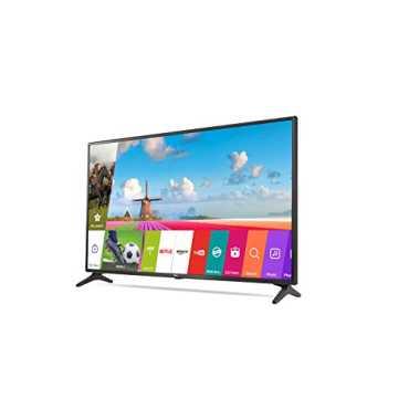 LG 43LJ554T 43 Inch Full HD Smart LED TV - Black
