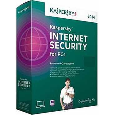 Kaspersky Internet Security 2014 3 PC 3 Years Antivirus
