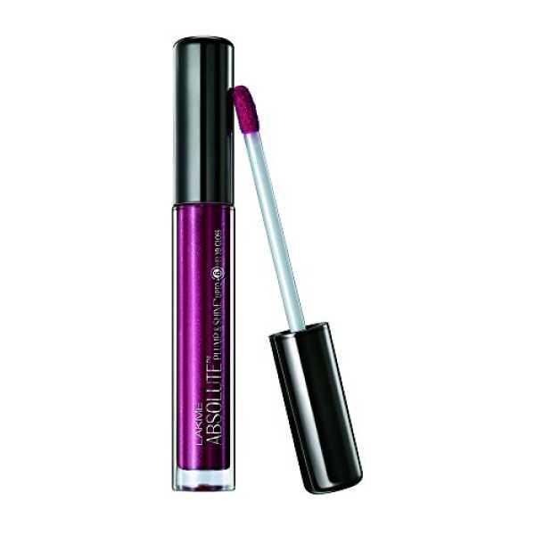 Lakme  Absolute Plump and Shine Lip Gloss (Plum Shine)