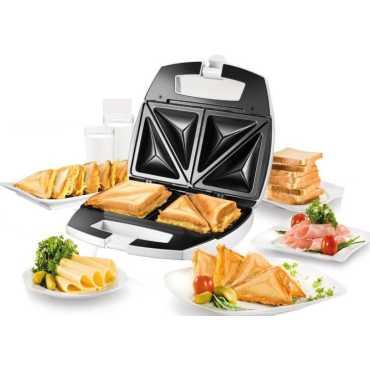 Nova NSM-2412 2 Slice Sandwich Maker - White