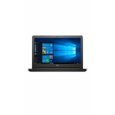 Dell Vostro 3568 Laptop - Black