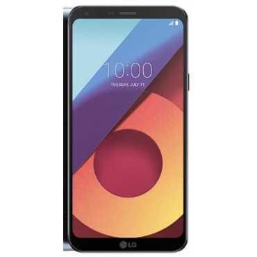 LG Q6 Plus - Black   Platinum