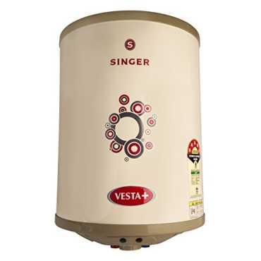 Singer Vesta Plus 6 L Storage Water Geyser - White