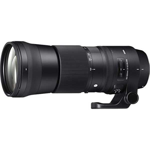 Sigma 150-600mm f 5-6 3 DG OS HSM Contemporary lens For Canon Nikon