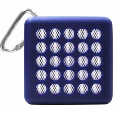 Digital Essentials Cube Wireless Speaker - Blue | Black