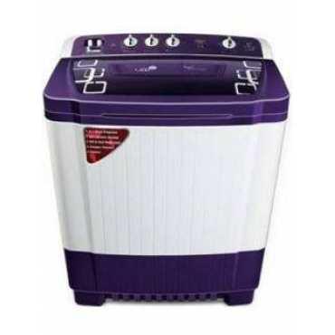 Videocon 8.5 Kg Semi Automatic Top Load Washing Machine (WM VS85P18-RPK Virat Ultima Plus)