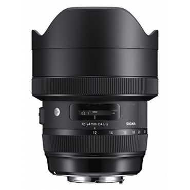 Sigma 12-24mm f 4 DG HSM Art Lens For Nikon Dslr