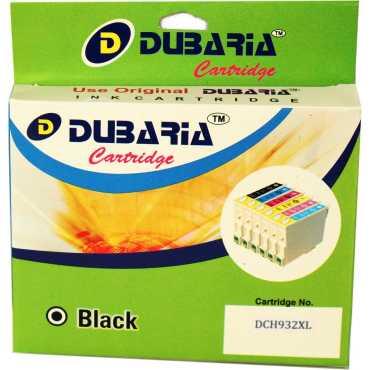 Dubaria 932xl Black Ink Cartridge - Black