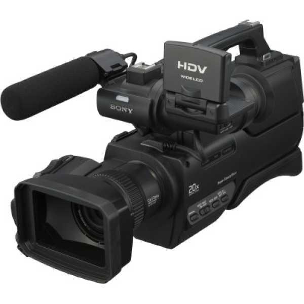 Sony HVR HD1000P Camcorder