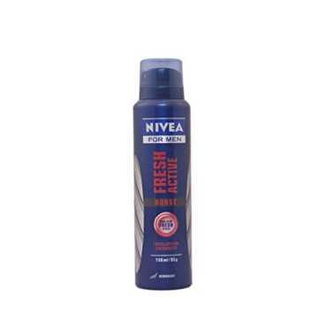 Nivea Fresh Active Burst Deodorant