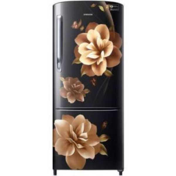 Samsung RR20A272YCB 192 L 3 Star Inverter Direct Cool Single Door Refrigerator