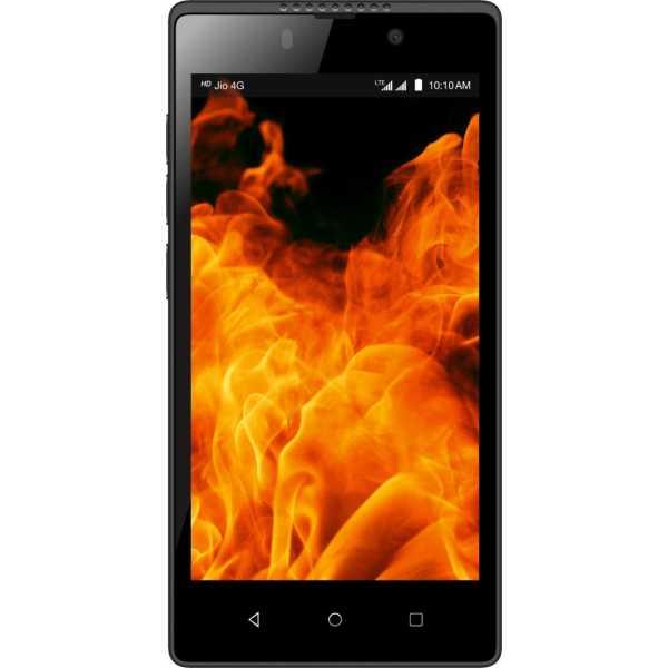 LYF Flame 8 - Black | Blue